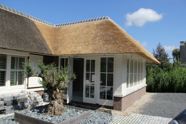 Extension arjen reas architecten for Home design zoetermeer